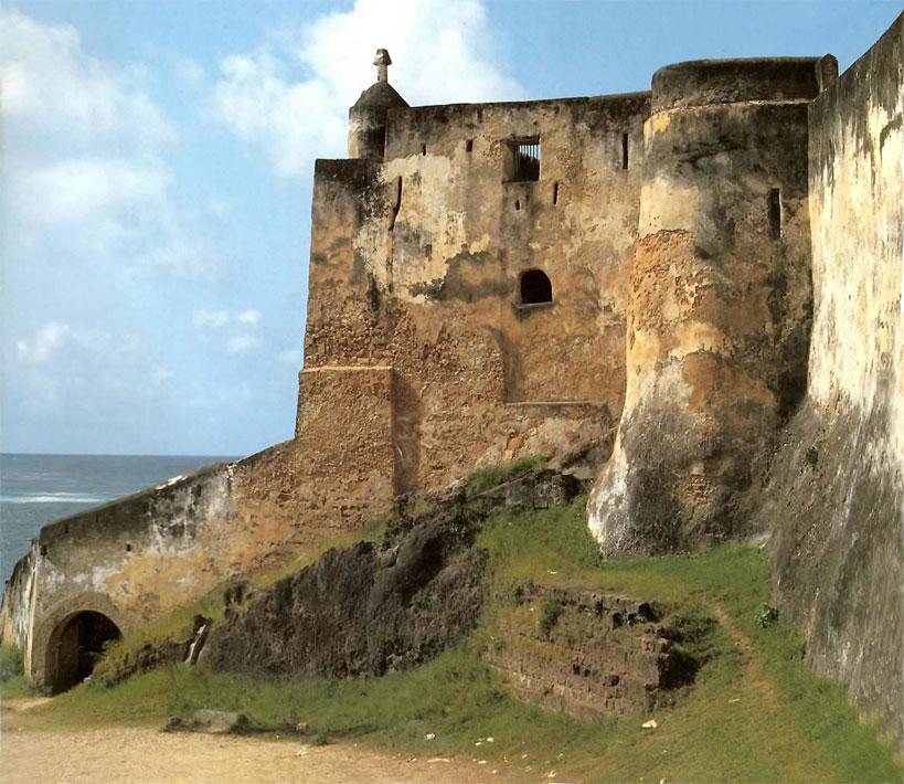 Fort Jesus, pic source; Kenya Travel Tips