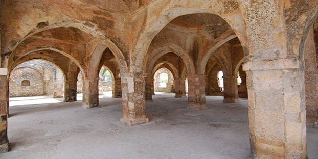 The Great Mosque of Kilwa