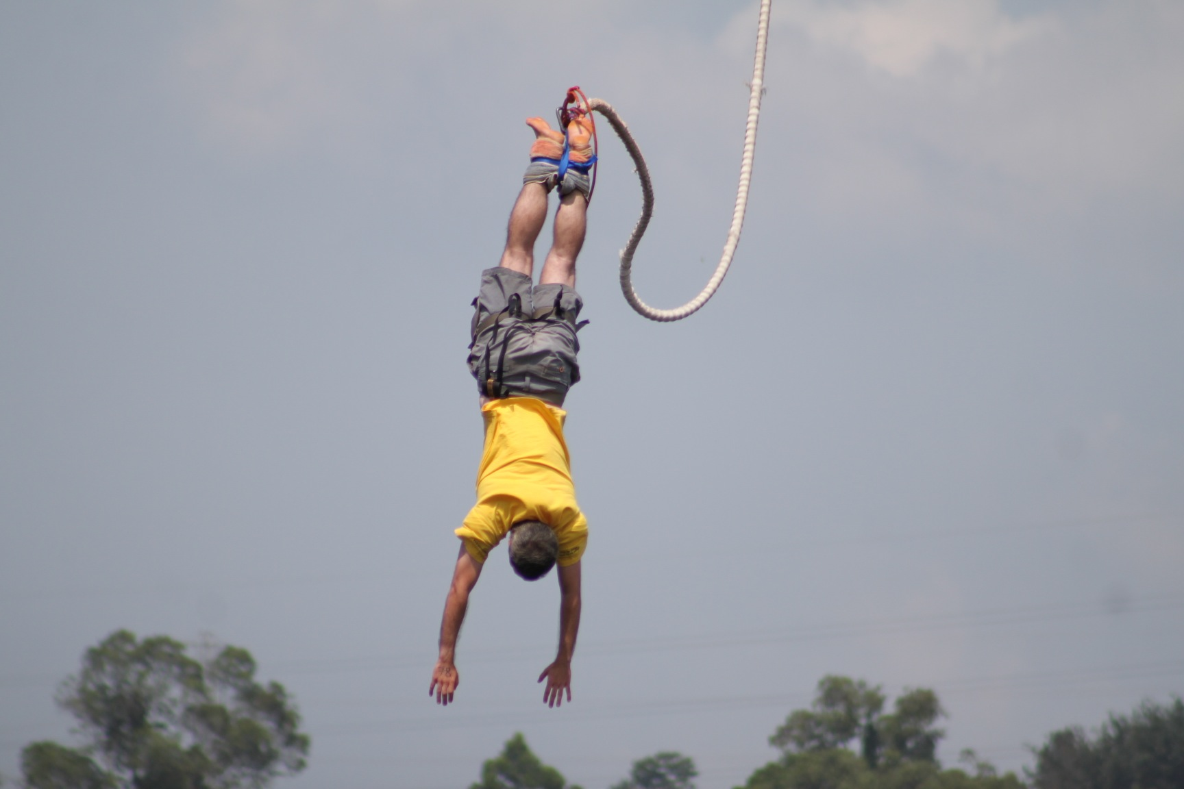 Bungee Jumping on the Nile: pic source -Cheza Breaks