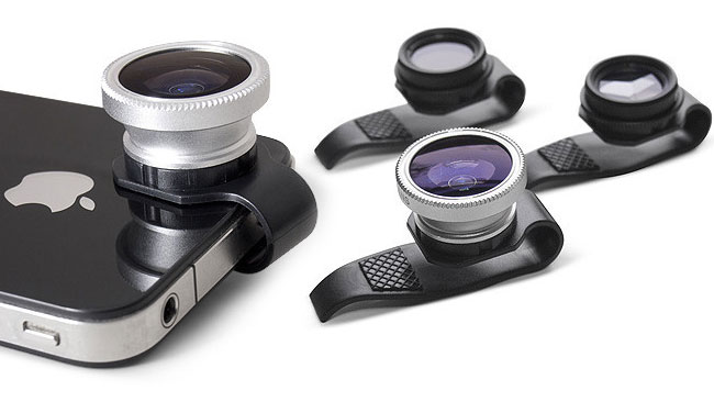 Clip on Lenses