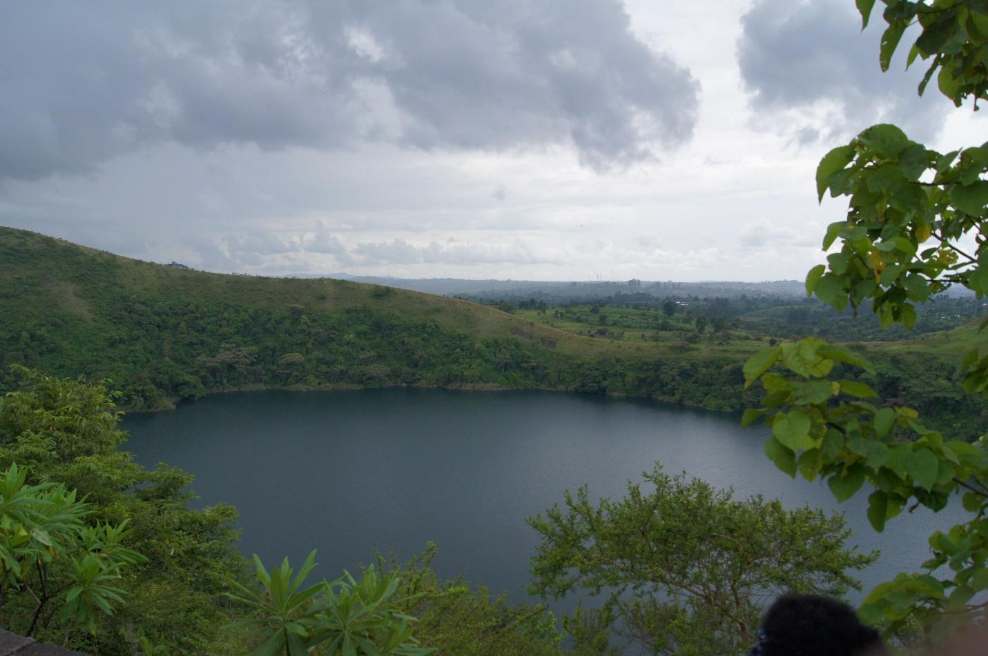 Crater Lake at Kyaninga