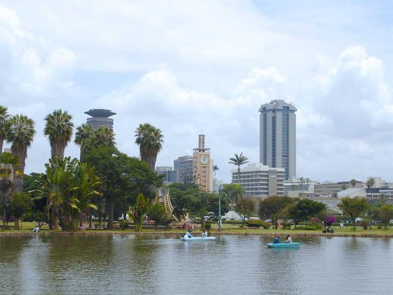 The Uhuru Park, source: nathaliedurili.com