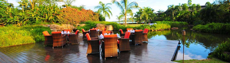 Speke Resort Munyonyo and Commonwealth Resort