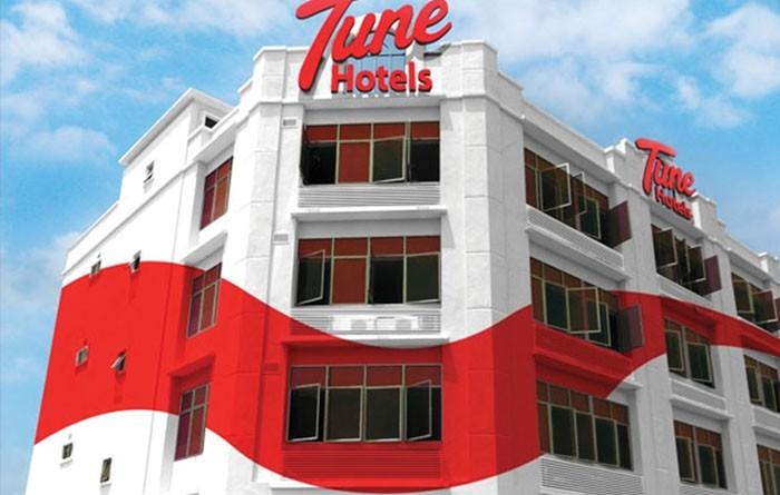 Tune Hotels, Rhapta Road, Westlands