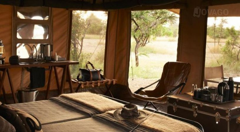 Singita Explore Mobile Camp; image source - Jovago.com