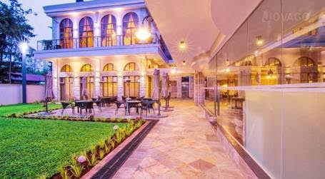 Alba Hotel, Meru.