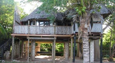 Cove Tree House, Diani.